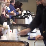 Firefighters, police compete with chili recipes (VIDEO)