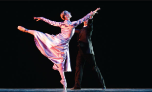 Verb Ballets recently received Gay Games funding for the creation of LGBT-themed dance performances.