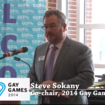 Gay Games celebrates elite sponsorship (Video)