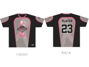 Pink the Park Jersey