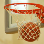 Akron Area YMCA receives basketball donation from NBA