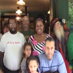 Children's trolley ride takes Grace Park to Summit For Kids (Video)