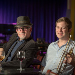 Josh Rzepka inaugurates stage at new downtown jazz club (Article and Video)