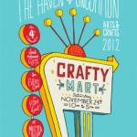 Crafty Mart, a gathering of the uncommon
