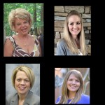 Four women honored by Junior League of Akron