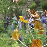 Stan Hywet offers self-guided flashlight tours of garden, sculptures 'painted ..