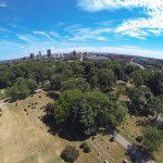 Historic Glendale Cemetery from above: a photo essay