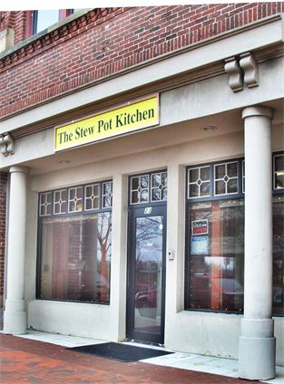 The Stew Pot Kitchen will house Quaker Square Comics story, which will change its name to Rubber City Comics.