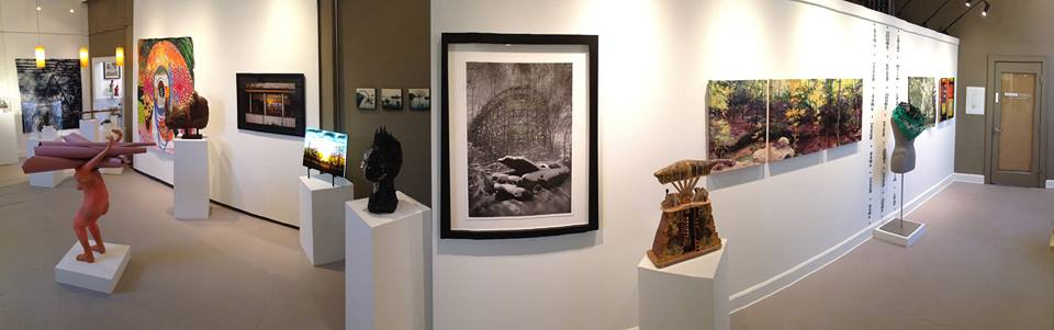 Zeber Martell Gallery has been displaying Akron Art Prize submissions since the competition's inception.