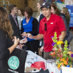 Young professionals connect to more than 30 nonprofits for connect2akron event
