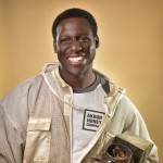The singing beekeeper with the unmistakable smile