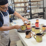 Pottery studio, gallery creates 'Mugs for Recovery'