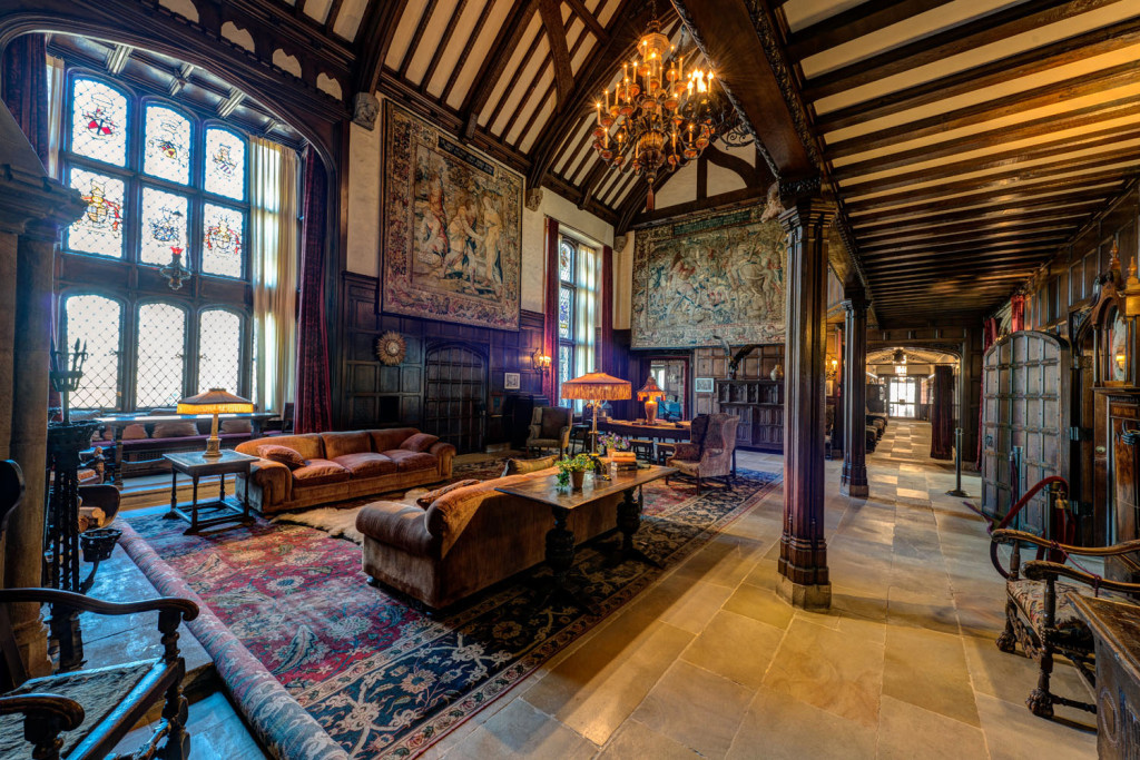 Stan Hywet_Manor House Great Hall