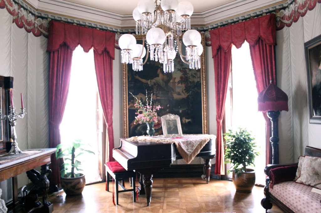 The Concerts for Conservation series will be performed in the University of Akron's 1871 Victorian Mansion.