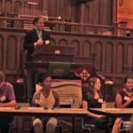 Teens discuss diversity at Interfaith Council Fall Forum (Article and Video)