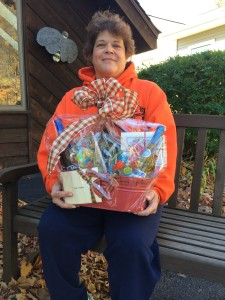 BCF Raffle winner Tammy Coffee