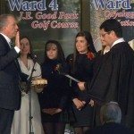 Daniel Horrigan takes oath of office as mayor, promises to ..