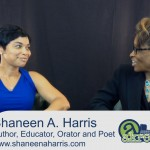 Shaneen Harris discusses finding a calling in the spoken word (Pat Reese Show – Akronist TV)