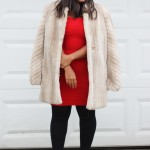 Lady in Red: Kewl Shop Bandage Dress Review (Dina's Days, ..