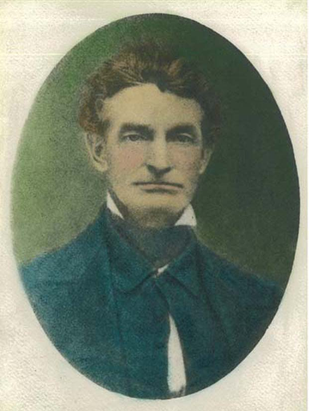 John Brown was a central figure in the American Civil War and the fight against slavery. (Photo: B.F. Battles)