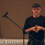 Full Circle Storytelling – Blue Green – Can't