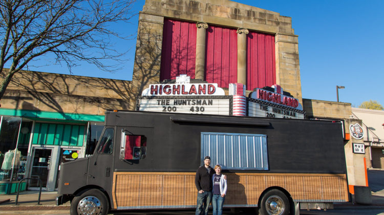 Square Scullery food truck prepares for Akron streets