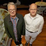 Mark Mothersbaugh receives key to the city, will speak at Akron-Summit County Public Library