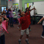 Dance-inspired curriculum ignites music, health, literacy for local schools (Video and Article)