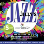 'Jazz at Jilly's' to benefit Summit Artspace