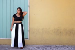 black_white_stripe_maxi_skirt-2