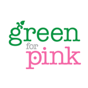 green for pink
