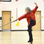 Wednesday lunchtime Tai Chi classes offered at Main Library
