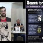 Small Town Monsters, Bigfoot investigator part of cryptozoology program at Main Library (Article and Video)