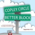 Copley Circle gets Better Block makeover this weekend