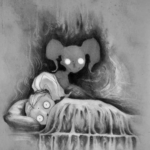 Akron artist, illustrator compiles creepy story collection