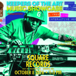 Hip-hop legend Grandmaster Flash offers turntable clinic, performs at Musica, ..