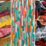 'IN ESSE' weaves together colorful works from fiber artists at UA's Emily Davis Gallery