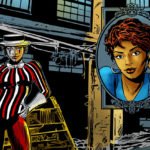Local comics creator debuts female African-American antihero