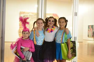 Trick or Treat on South High Street, 2014, courtesy: Nat Hansumrittisak/Love What I Do Photography