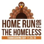 Home Run for the Homeless offers charitable run on Thanksgiving Day