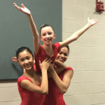 'Girls on Fire' at Lieberth Community Vision Award: proud parent ..