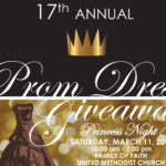 Free prom dresses available to area high school girls