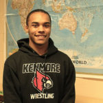 Kenmore High School senior finds camaraderie and opportunity in military