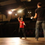 Shakespeare Fight Night classes train actors for on-stage combat