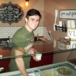 Morning Owl Coffee House now serves hand-dipped ice cream