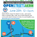Open Streets will connect Summit Lake, Firestone Park, Kenmore