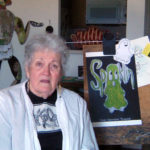 Akron artist publishes 'spooky' book after 61 years