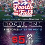 Fourth of July outdoor movie at Canal Park benefits Akron ..
