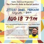 Church's role in racial justice explored in free presentation, discussion ..