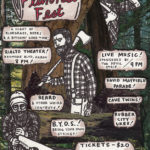 Beards, bluegrass, beer converge for Art Bomb Brigade's Flannel Fest ..
